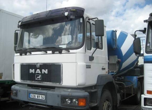 MAN Non spécifié camión hormigonera