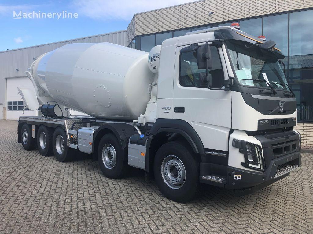 VOLVO Betonmixer15m3 Stetter camión hormigonera nueva