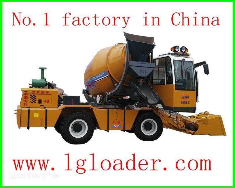 camión minero subterráneo selfloading concrete mixer nuevo
