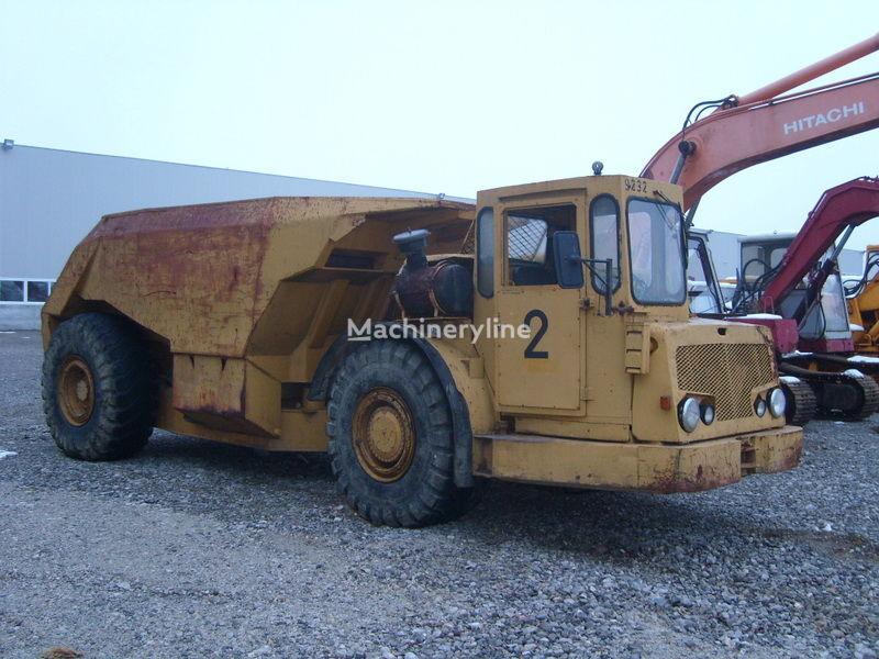 KIRUNA K2 camión volquete subterráneo