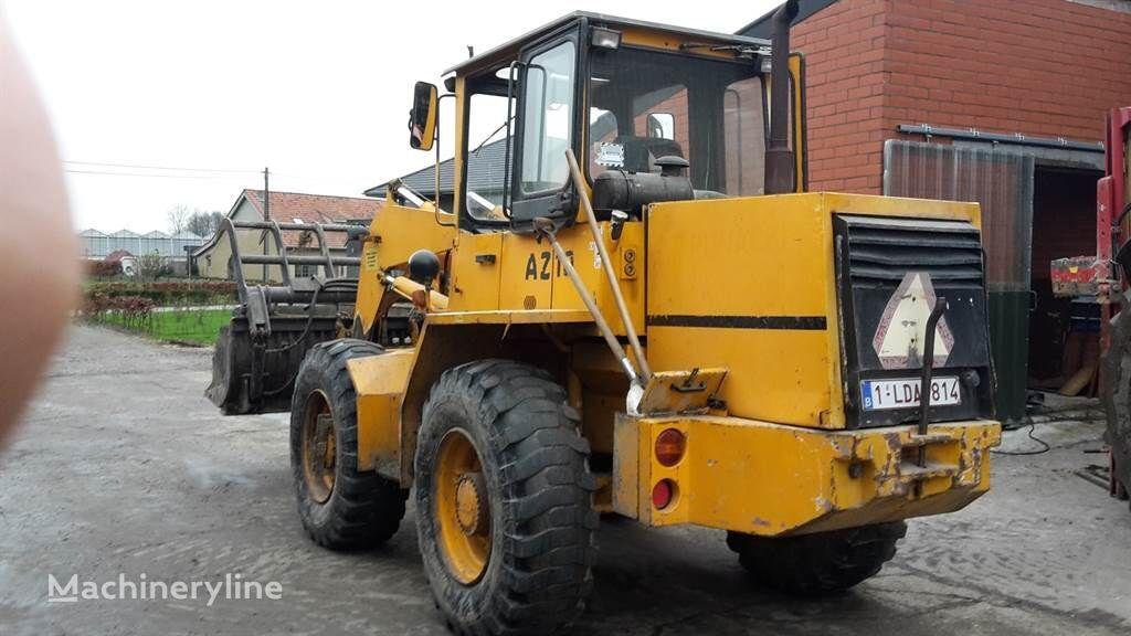 AHLMANN AZ10 cargadora de ruedas