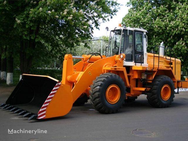 AMKODOR 371 cargadora de ruedas nueva