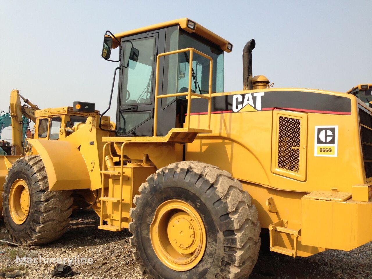 cargadora de ruedas CATERPILLAR 966G