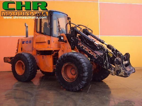 FIAT-HITACHI W130PL cargadora de ruedas