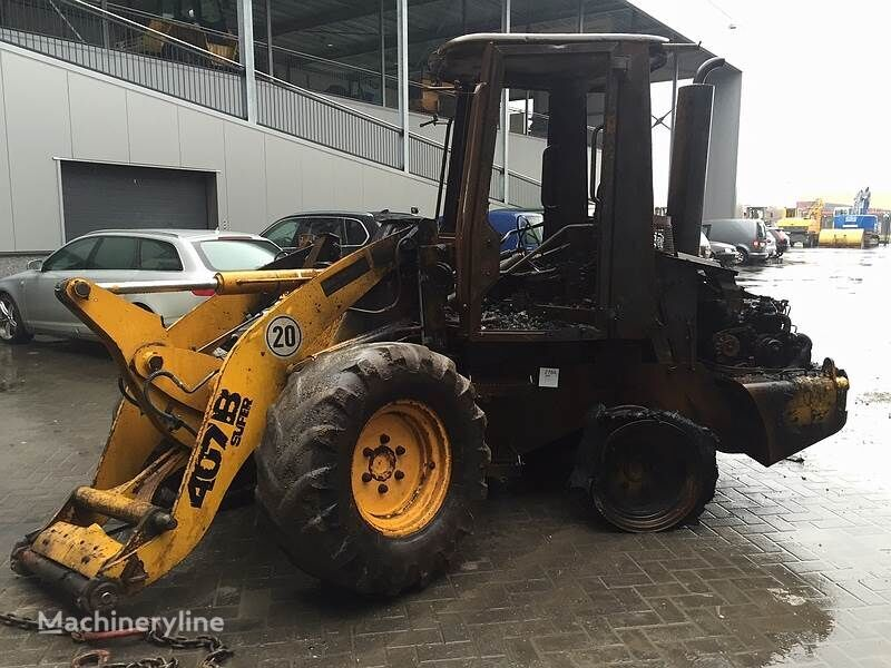JCB 407BZX (For Parts) cargadora de ruedas