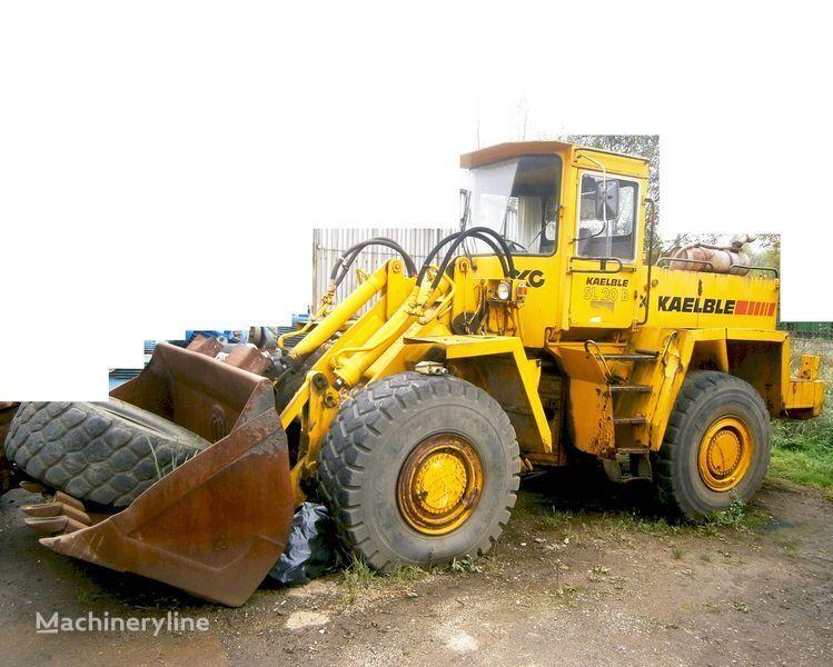 KAELBLE SL 20B cargadora de ruedas