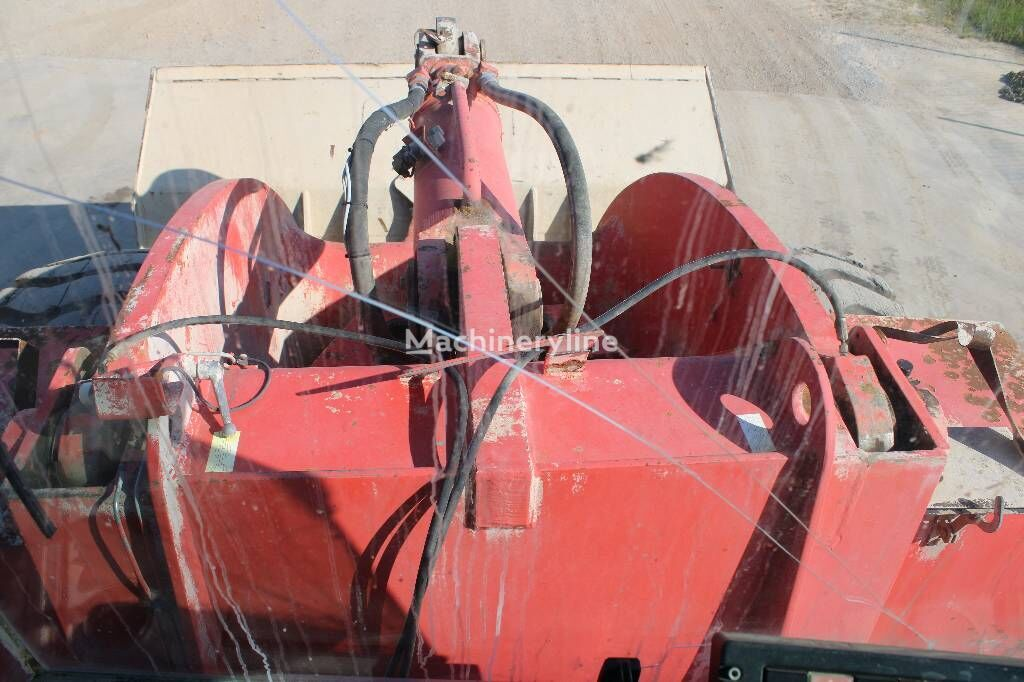 O&K cargadora de ruedas