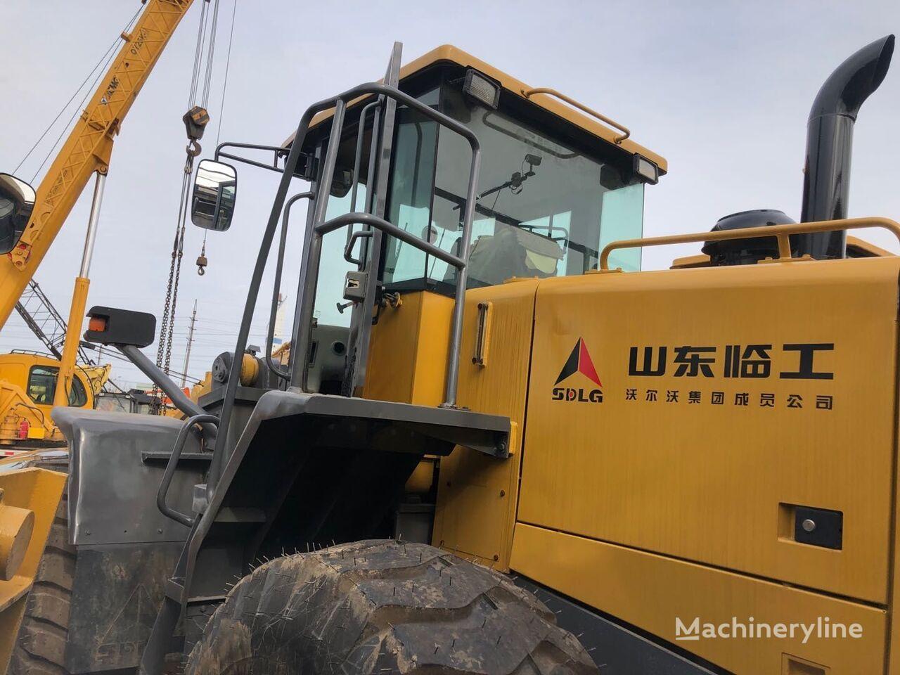 SDLG 956L  CHINA  BRAND  WHEEL  LOADER cargadora de ruedas