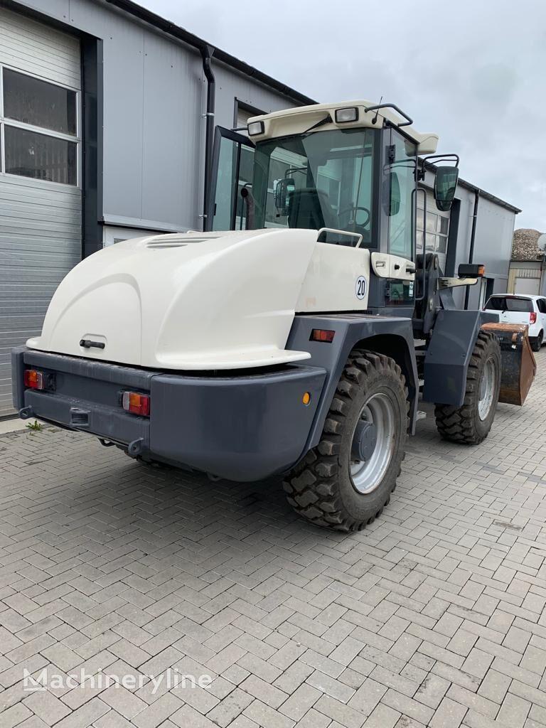 cargadora de ruedas TEREX TL160