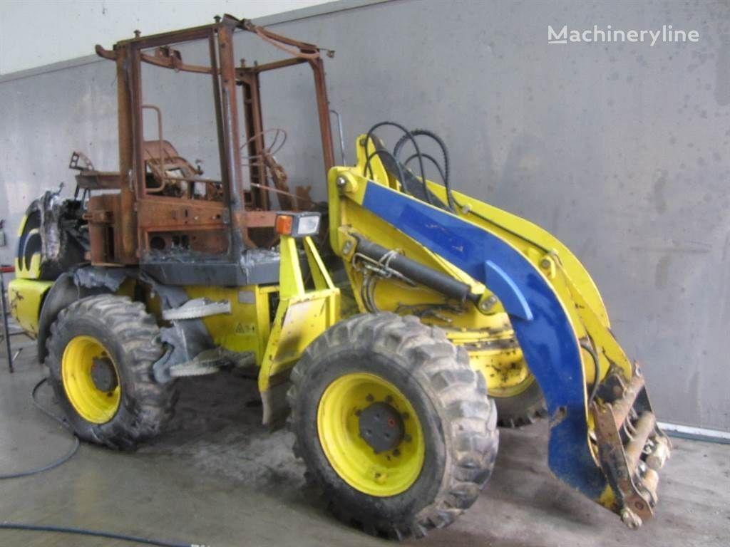 TEREX TL70S (Brandschade) cargadora de ruedas