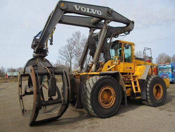 VOLVO L180D HL cargadora de ruedas para piezas