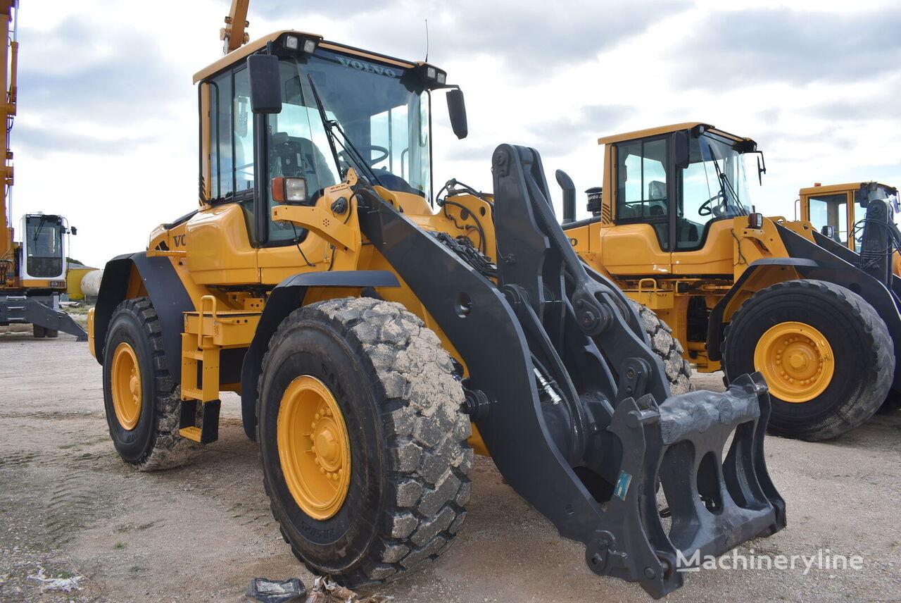 VOLVO L90F cargadora de ruedas