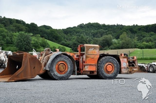 TAMROCK TORO 400 Tunnellader Radlader cargadora subterránea