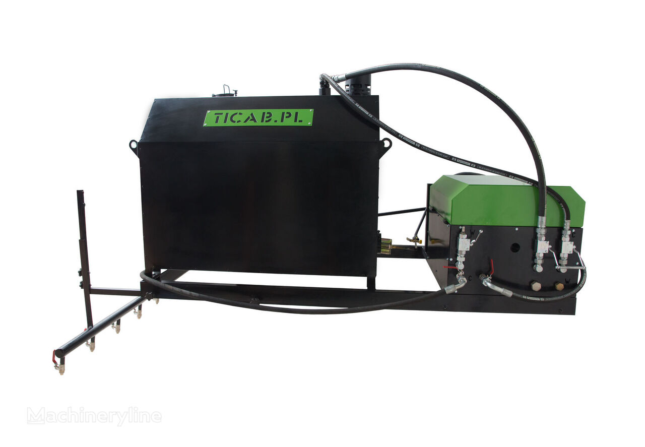 cisterna de riego asfáltico Bitumen distributor BS-1000 nueva