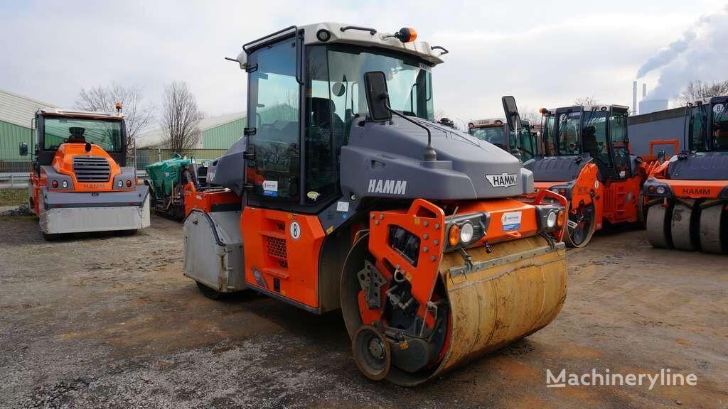 HAMM DV+ 90i VT-S compactador de asfalto