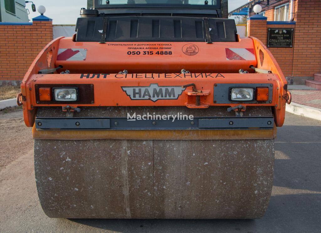 HAMM HD90 compactador de asfalto
