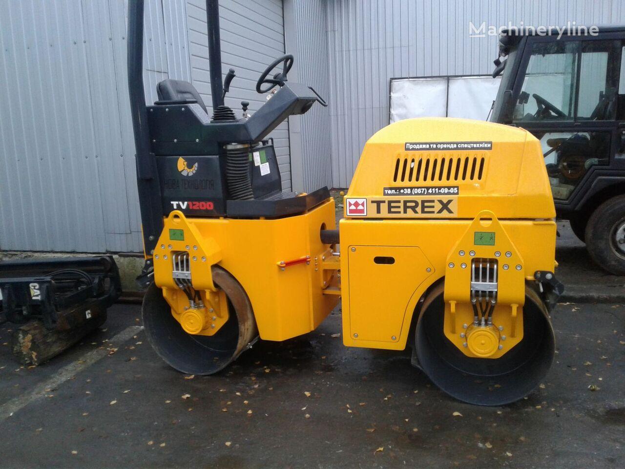compactador de asfalto TEREX TV1200