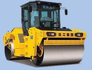 XCMG XD122 compactador de asfalto nuevo
