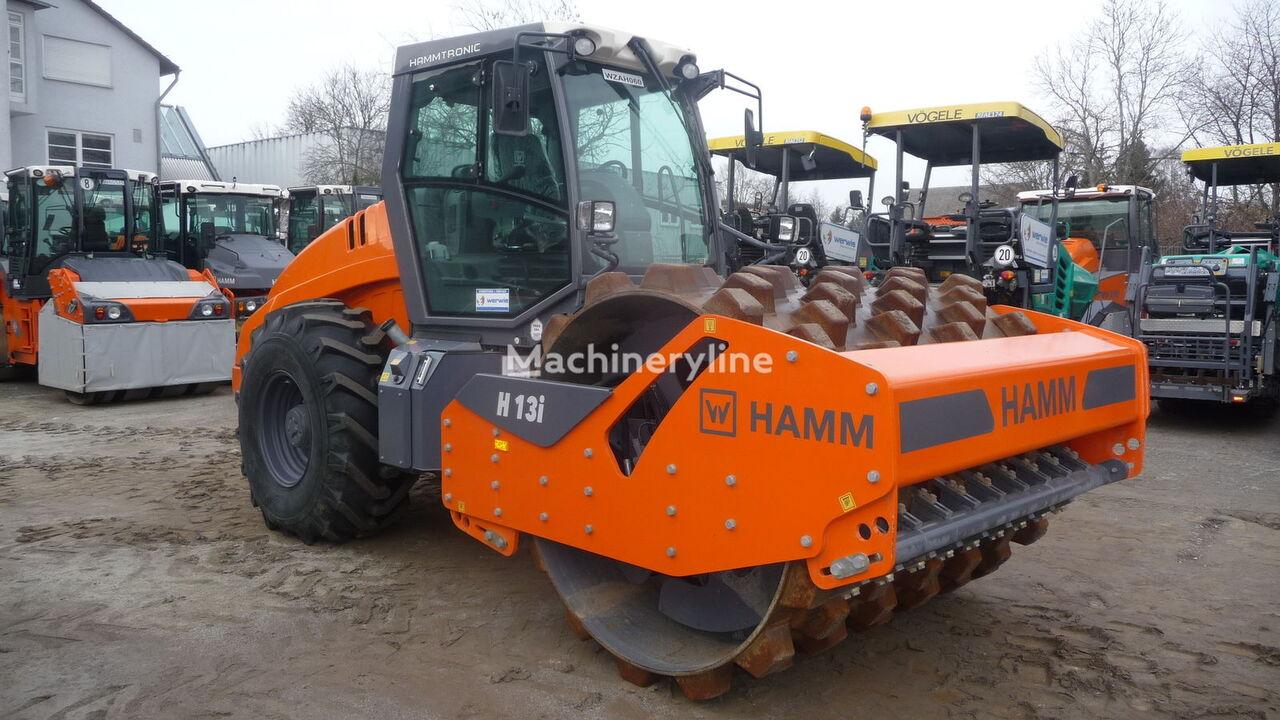HAMM H 13i P compactador de tierra