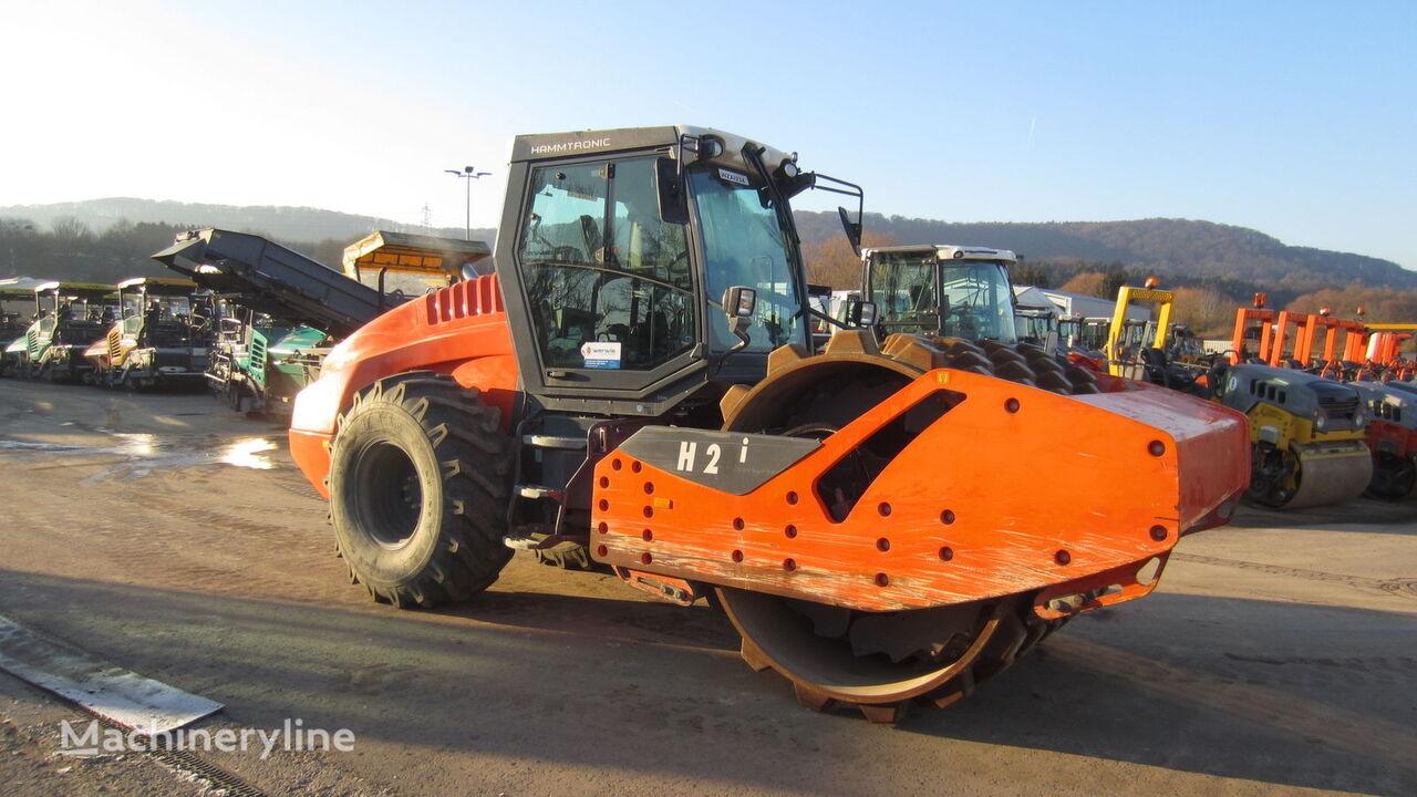 HAMM H 20i P compactador de tierra