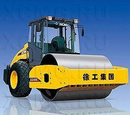 XCMG XS122 compactador de tierra nuevo