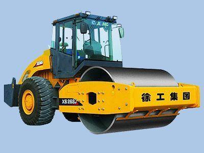 XCMG XS202J, XS222J, XS262J compactador de tierra nuevo