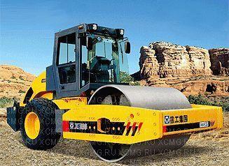 XCMG XS262 compactador de tierra nuevo