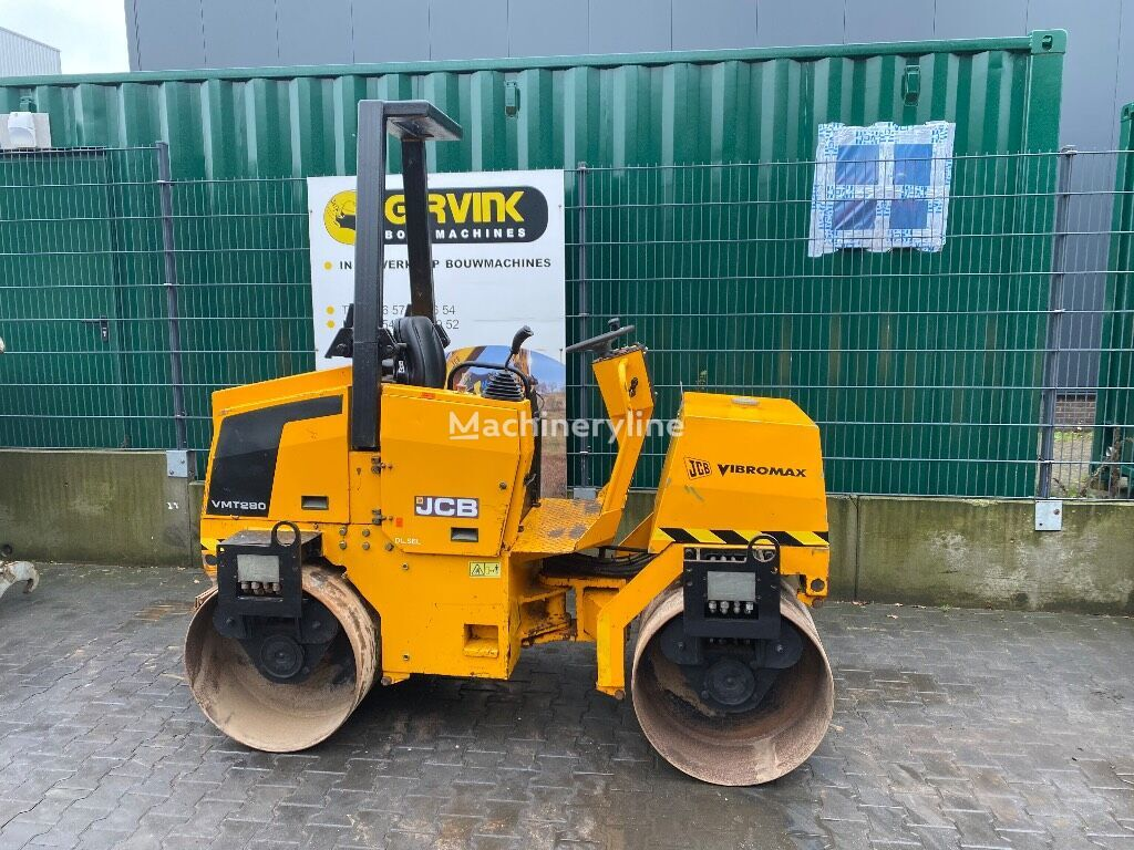 JCB VMT 280 compactador manual