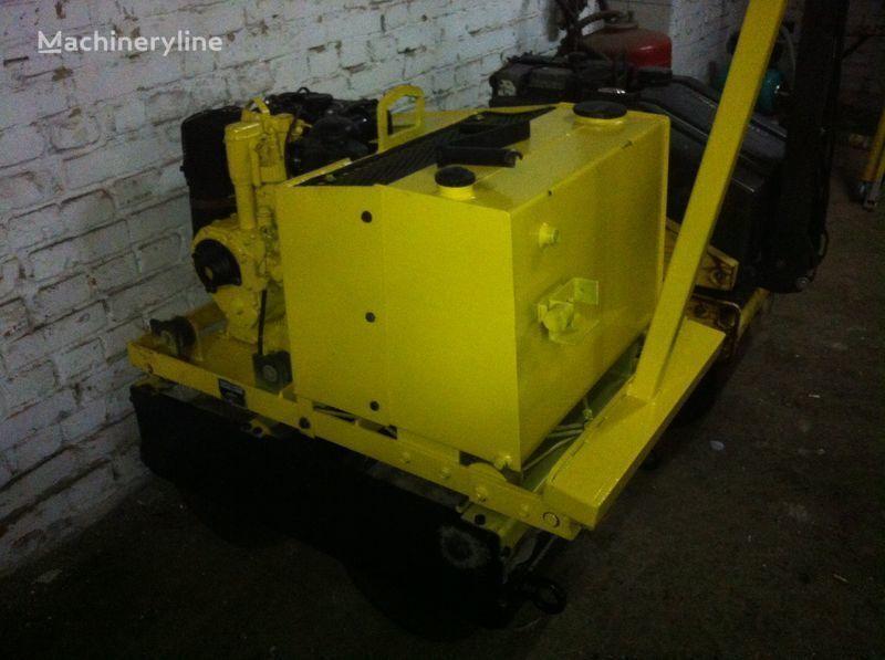 WEBER Dvh 702 compactador manual