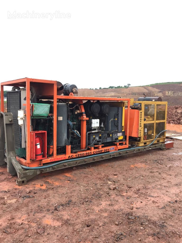 compresor Atlas Copco 1250/420