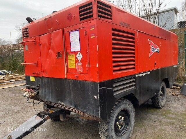 INGERSOLL RAND 825cfm 12bar compresor