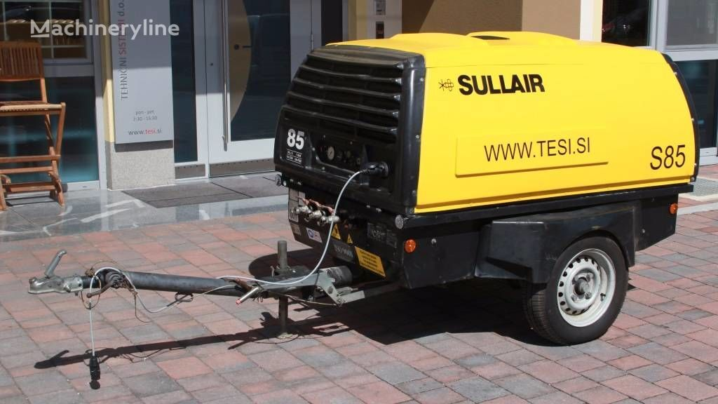 SULLAIR S85 compresor
