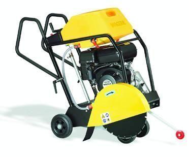 WACKER NEUSON cortadora de asfalto