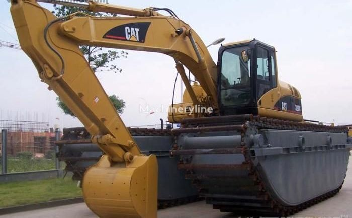 CATERPILLAR 320C draga
