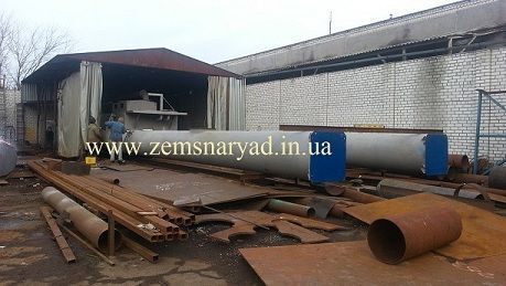NSS Zemsnaryad NSS 3000/70-F draga nueva