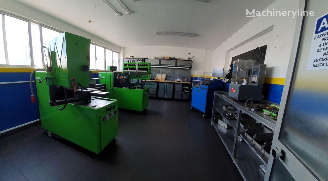 BOSCH Complete diesel workshop repair injection pumps and eui equipo de diagnóstico