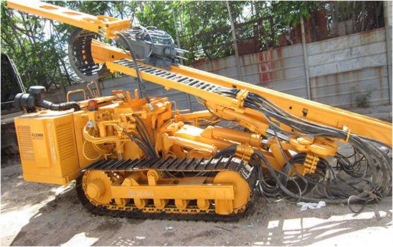 KLEMM KR806D equipo de perforación