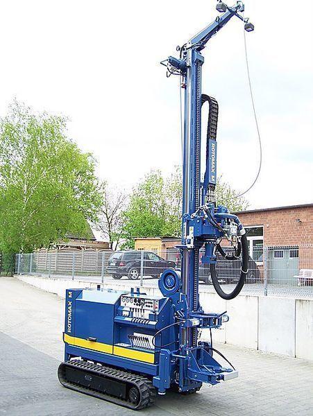 ROTOMAX M  equipo de perforación nueva