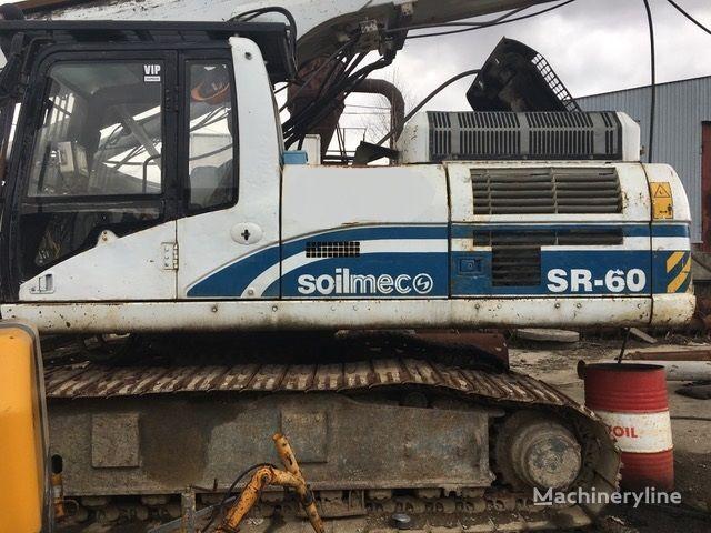SOILMEC SR-60 equipo de perforación