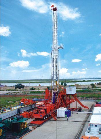 ZYT Petroleum ZJ40 equipo de perforación nueva
