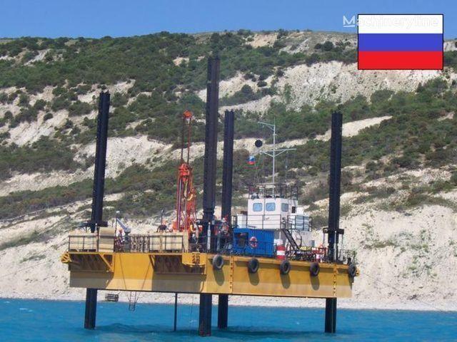 Samopodemnaya platforma MSP-30 (RCP-250) equipo de perforación