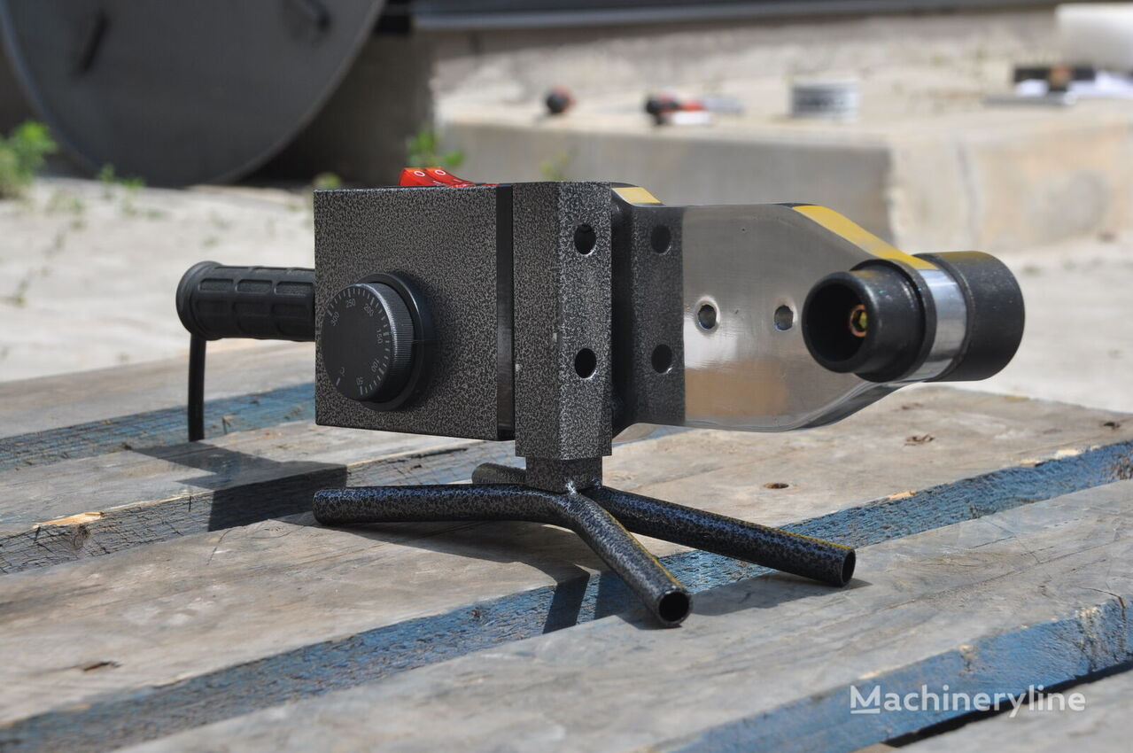 equipo de soldadura CIMEX HPP63 220V 1500W PPR Pipe Welding Machine nuevo