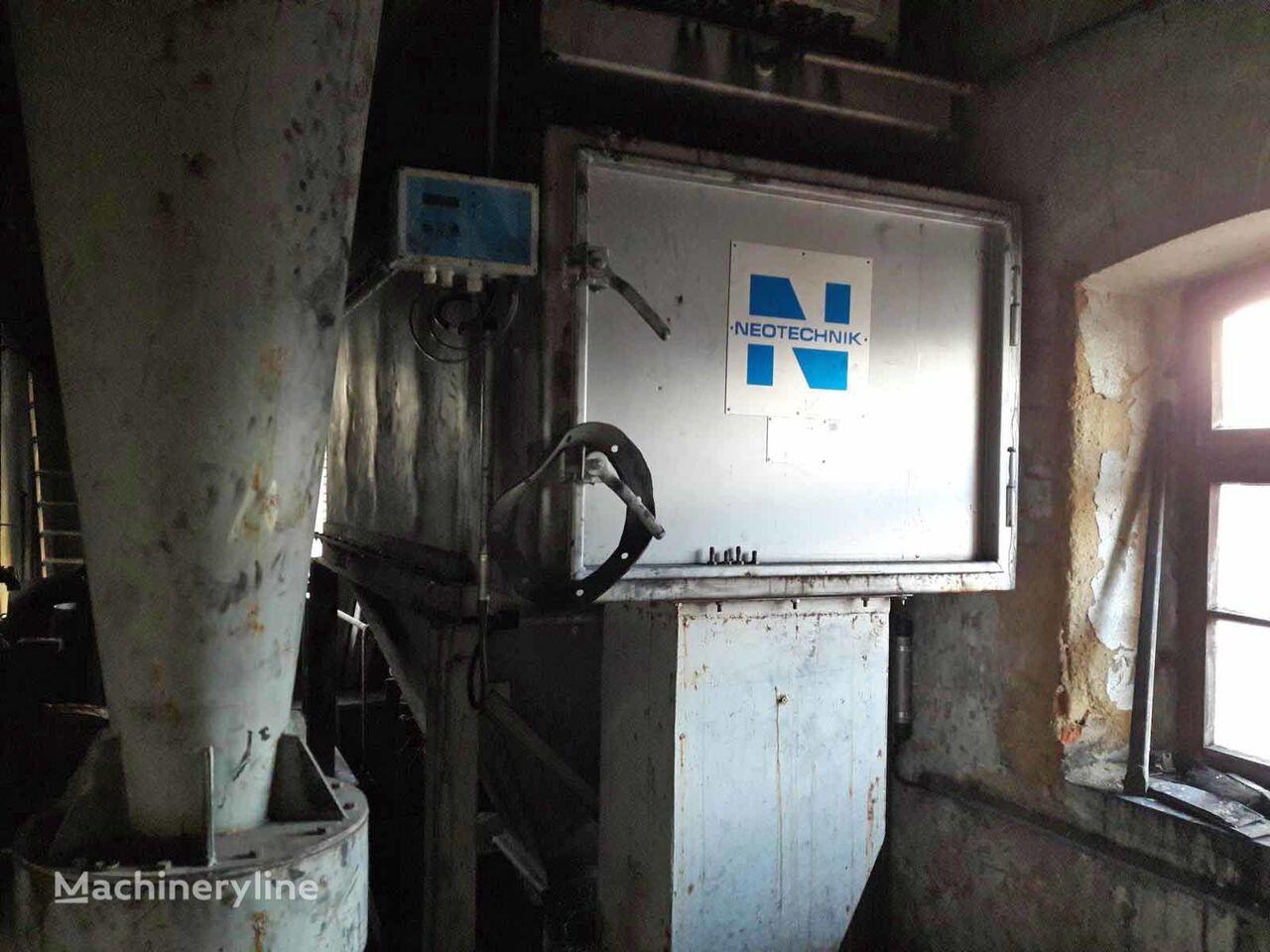 Neotechnik Dedusting/Entstaubung equipo de ventilación