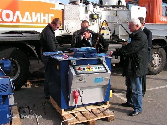 Stanok dlya izgiba i rubki armatury TR 38/45 equipos industriales