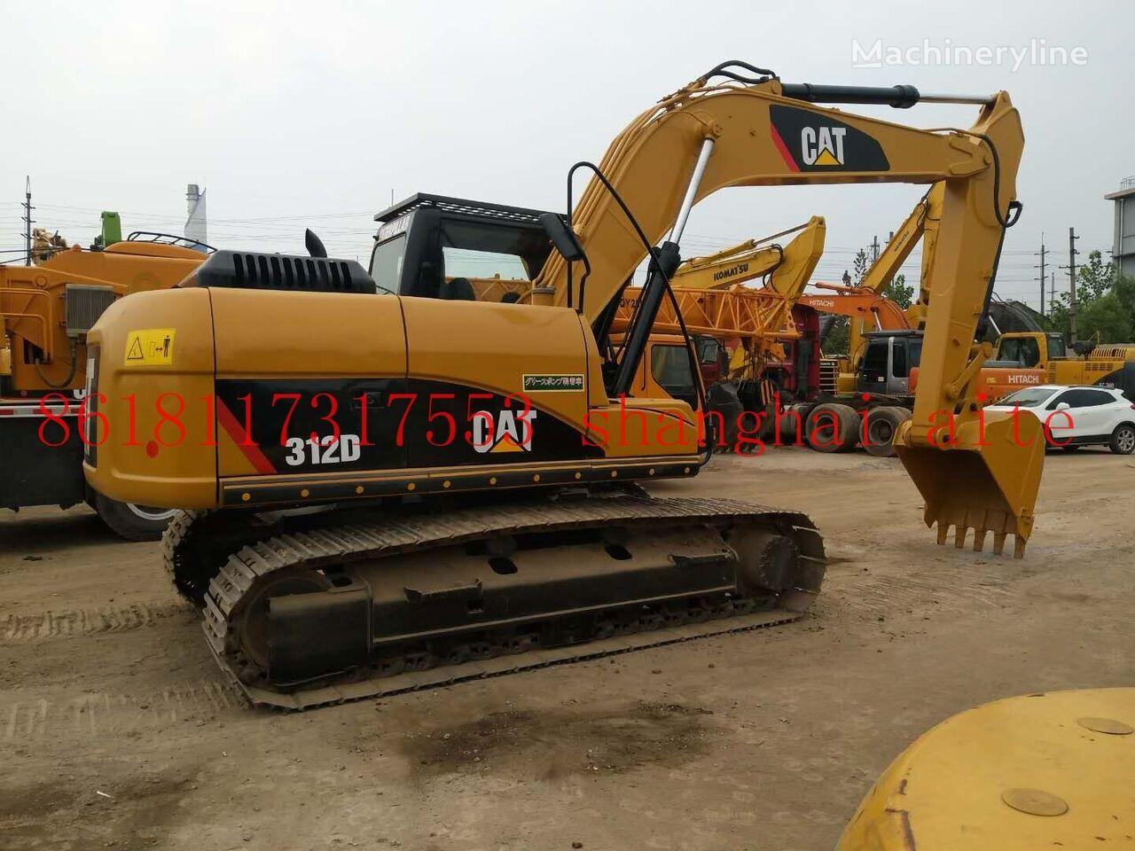 CATERPILLAR 312D excavadora de cadenas