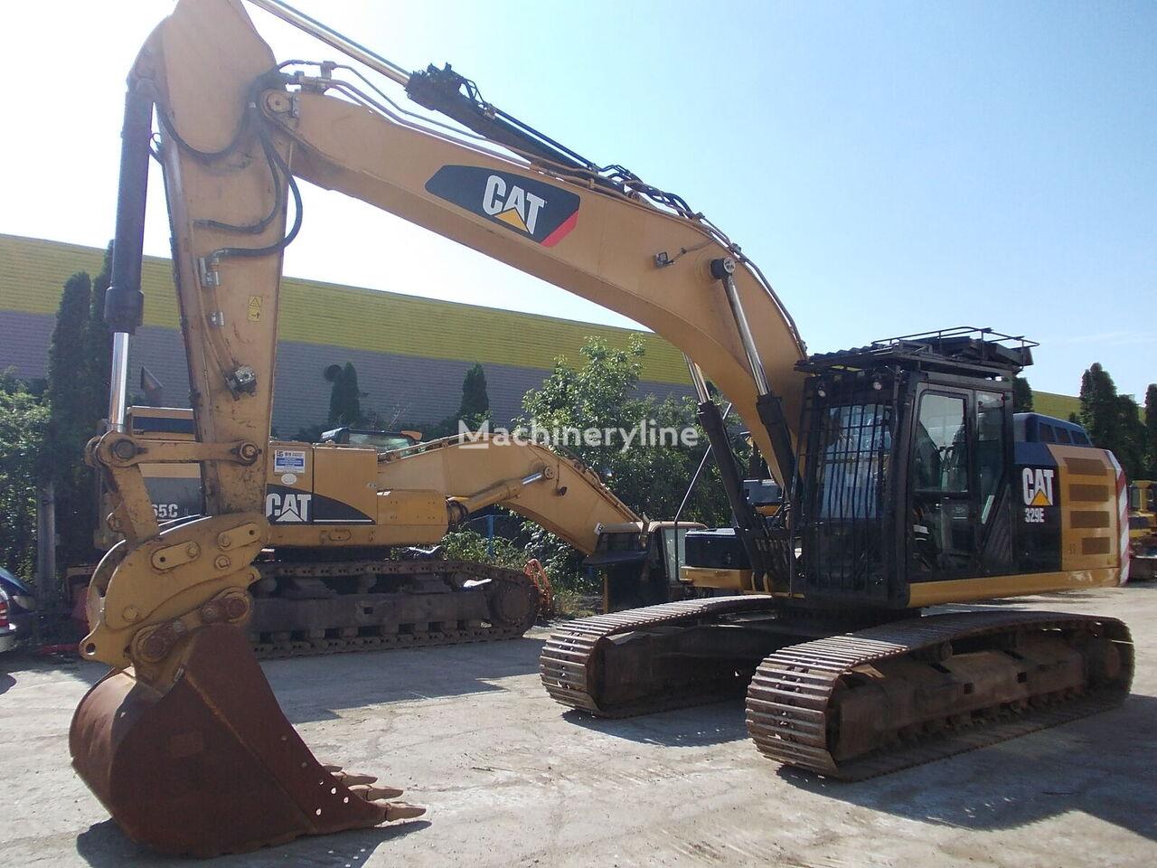 CATERPILLAR 329EL excavadora de cadenas