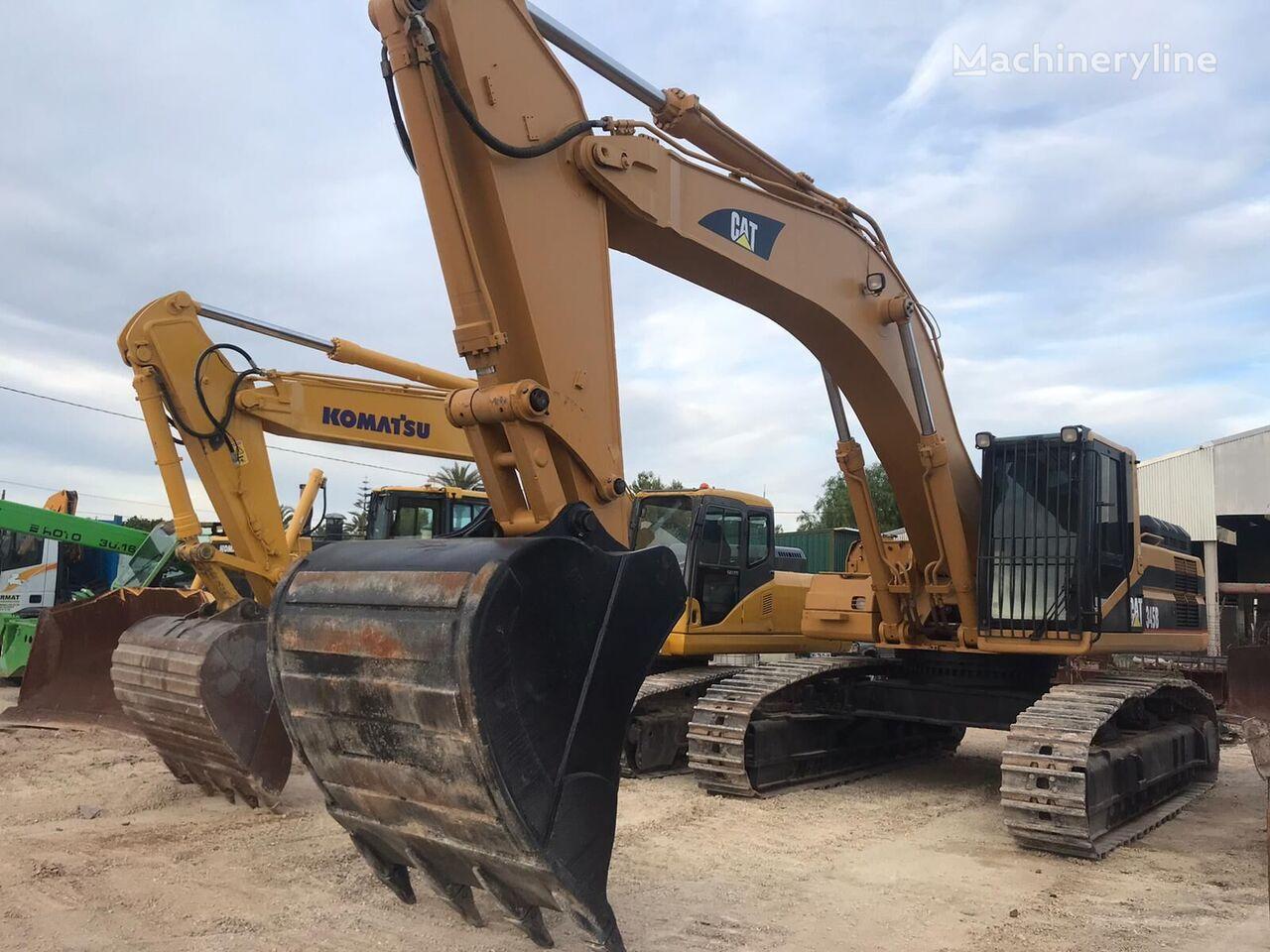 CATERPILLAR 345 B excavadora de cadenas