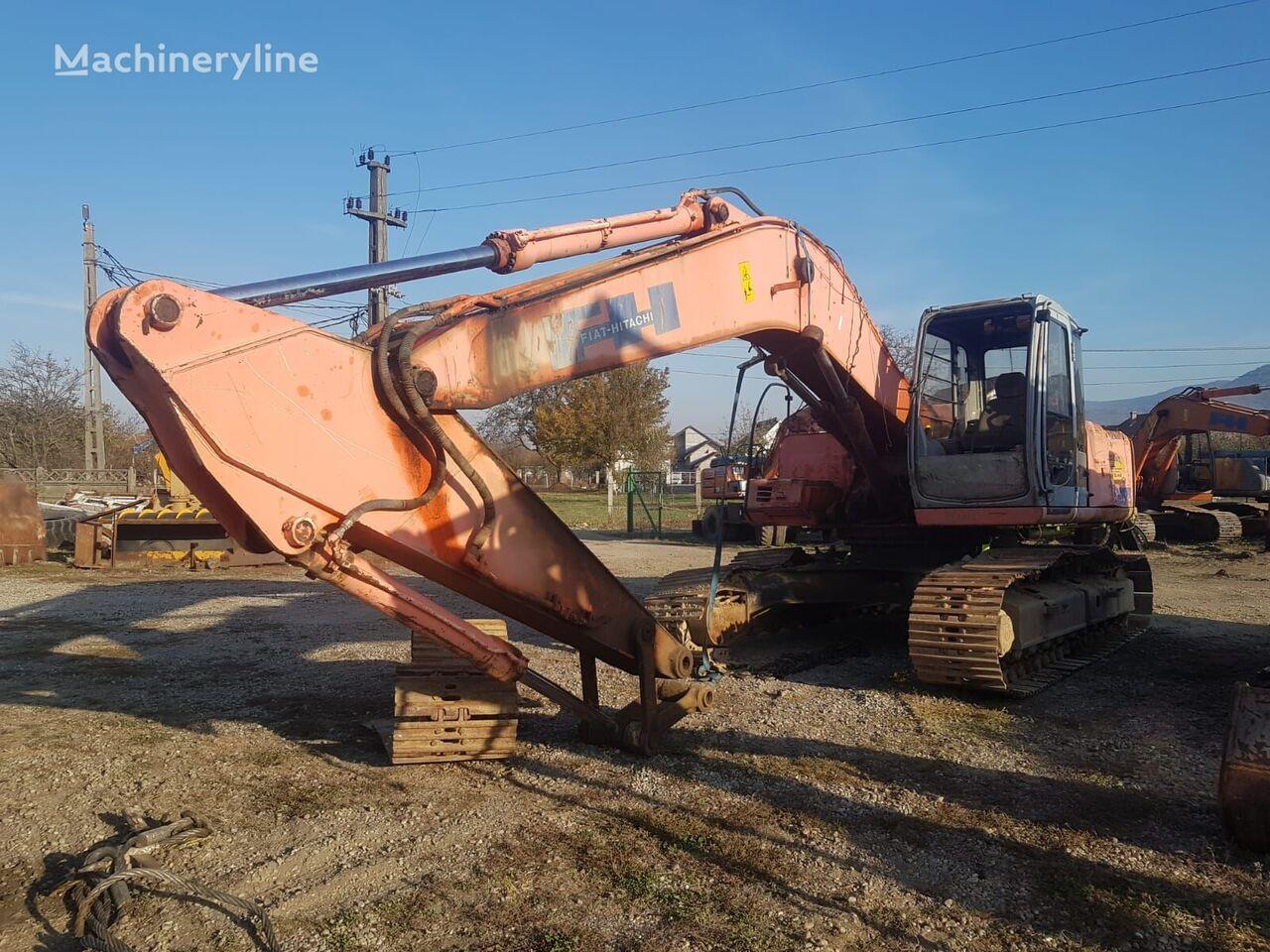 FIAT-HITACHI EX255 excavadora de cadenas