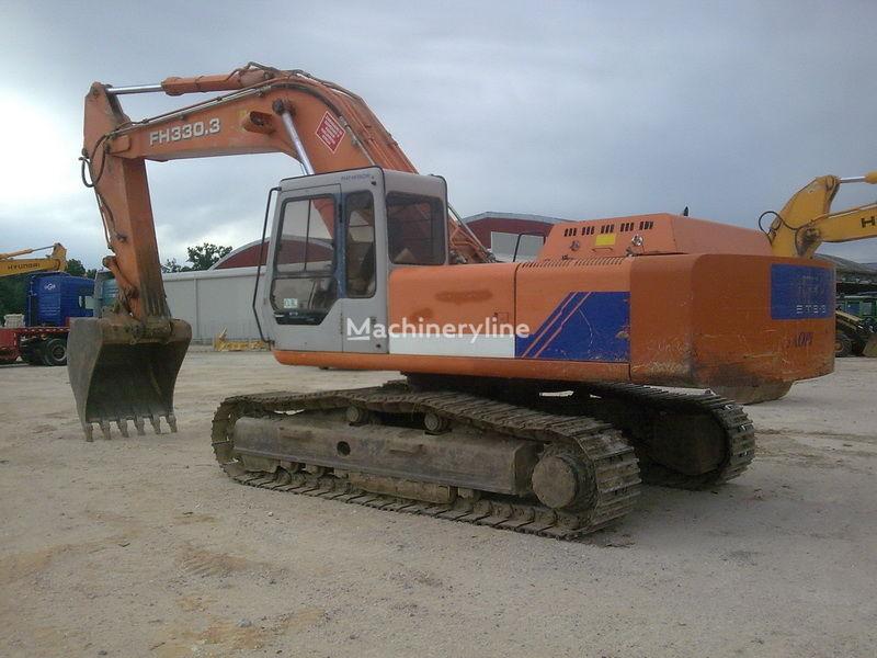 FIAT-HITACHI FH330.3 excavadora de cadenas