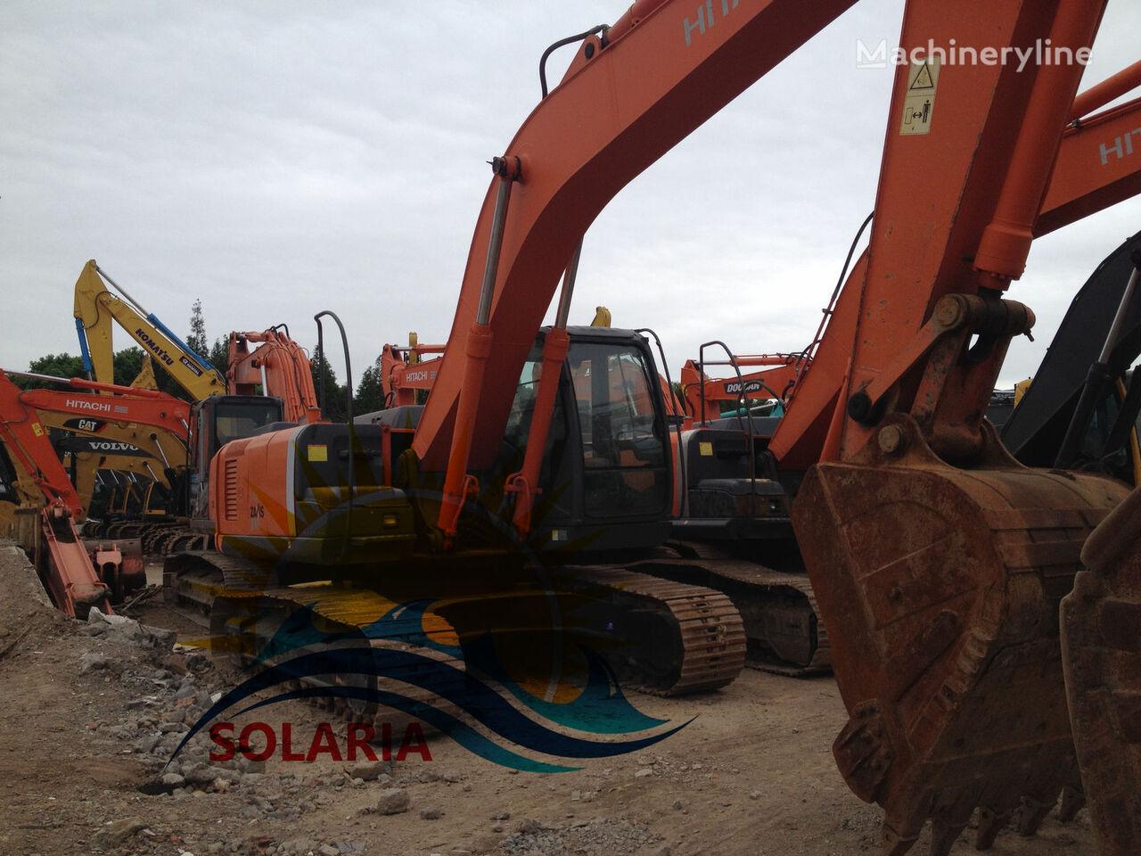 HITACHI ZX240 excavadora de cadenas